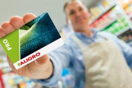Carte ALIGRO pour les Professionnels de la Gastronomie et commerce de détail