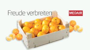 ALIGRO überweist 100% des Verkaufsertrags an MEDAIR, für den Kampf gegen Unterernährung.