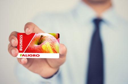 La carte Aligro Business et les avantages pour les entreprises, clubs et associations