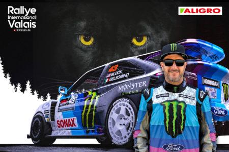 Ken Block - Rallye du Valais