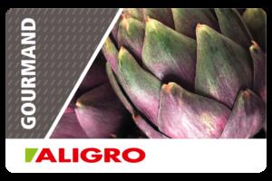 carte client aligro gourmand
