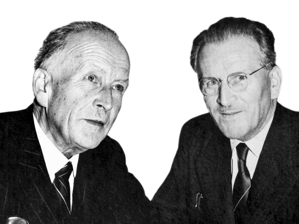 Paul und Ernest Demaurex