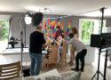 La nouvelle vidéo d'ALIGRO en préparation