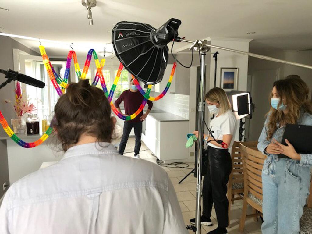 ALIGRO's neues Video ist in Vorbereitung