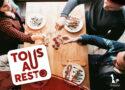 """ALIGRO unterstützt die Operation """"Tous au Resto"""""""