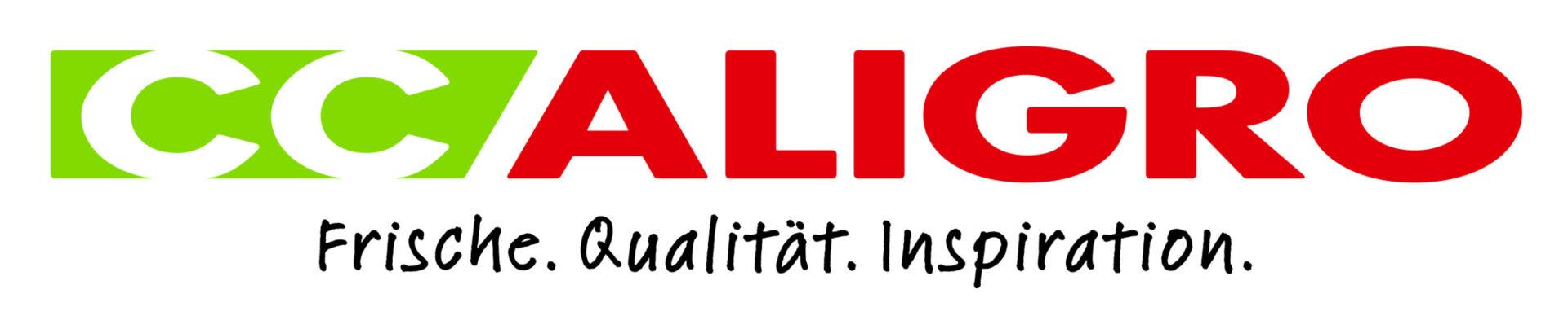 CCALIGRO Logo mit Claim, RGB