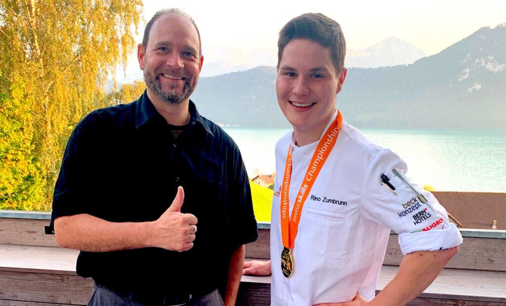 les gagnants des SwissSkills 2020