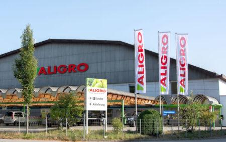 ALIGRO Berne, bâtiment vu de l'extérieur
