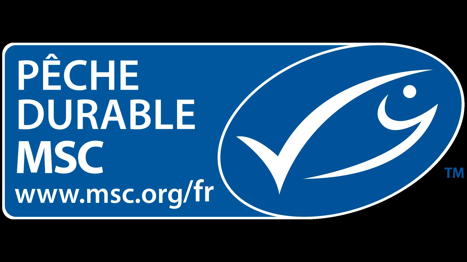 Label MSC pêche durable